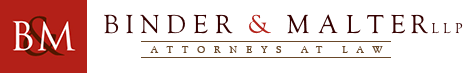 Logo of Binder & Malter LLP